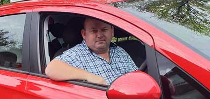 Alan Buckley - Weelz Driving School