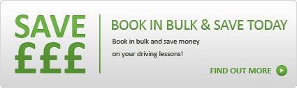 Save money on driving lessons