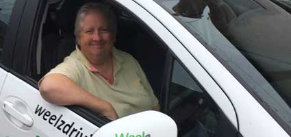 Sue Warrington - Weelz Driving School